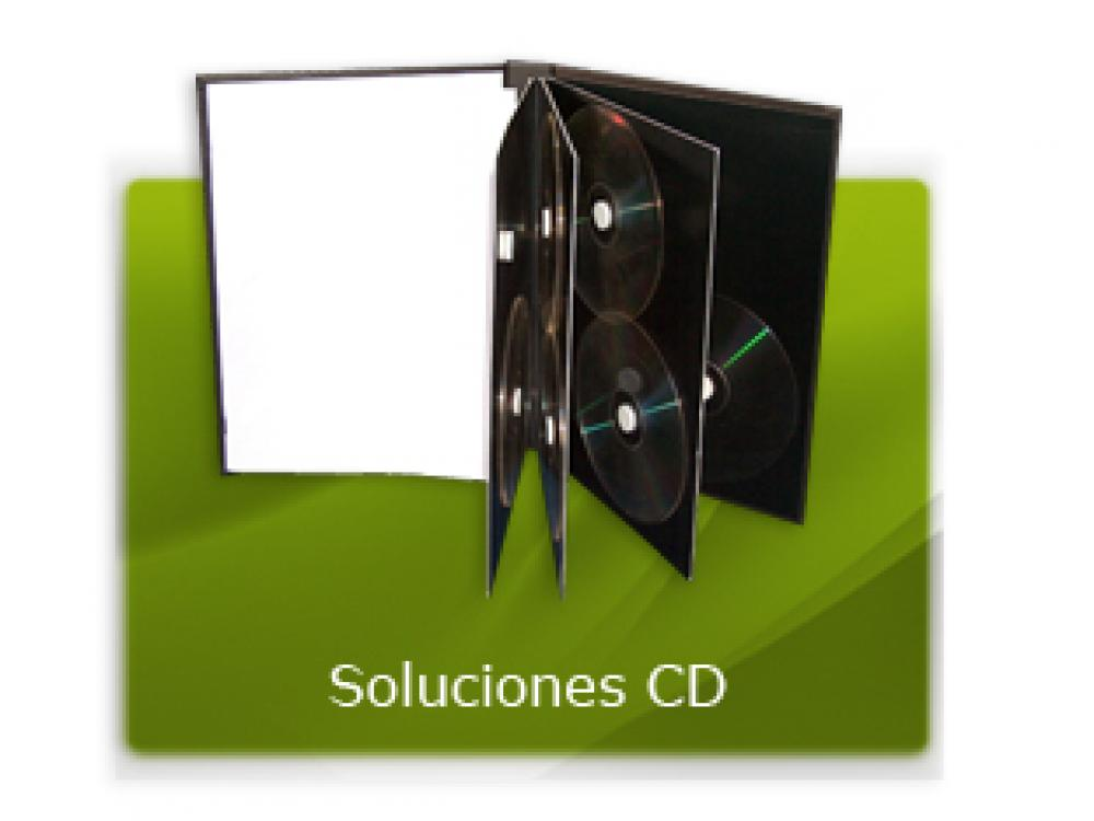 Soluciones  CD - pendrive USB